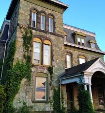 victorian style mansions biddle mansion before pictures riverton nj historic preservation
