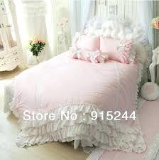 pink waterfall ruffle duvet cover pink ruffle duvet cover twin