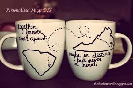 the charleston belle coffee mug diy