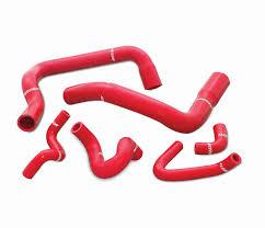 86 mustang cobra mustang gt cobra silicone radiator hose kit 1986 1993