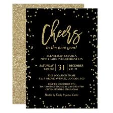 new years party box new year invitation passionative co