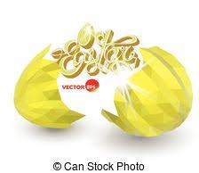 decorative eggs that open broken eggs cracked open easter eggshell design 3d realistic