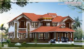 3800 sq feet luxury villa elevation kerala home