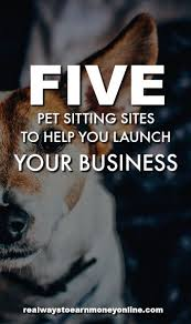 5 Pet Sitting Sites to Help You Launch Your Business