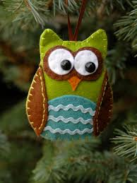 splendid design owl ornaments delightful decoration bits 131