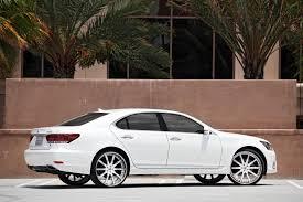 lexus ls 460 wheel size lexani luxury wheels vehicle gallery 2013 lexus ls 460