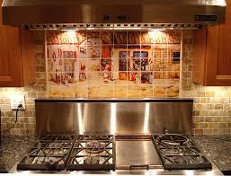 mural tiles for kitchen backsplash kitchen backsplash dytron home