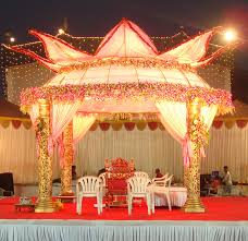 Marriage Decoration Themes - light decoration in marriage wanker for