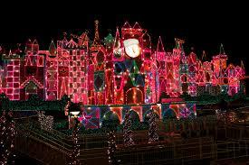 Small Wallpaper by Disneyland Christmas Lights Disneyland It U0027s A Small World