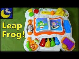 learn and groove table leapfrog learn and groove musical activity table toy review youtube