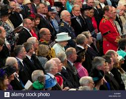days of thanksgiving britain u0027s queen elizabeth ii c attends a national service of