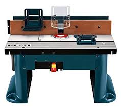 Free Diy Router Table Plans by Bosch Ra1181 Benchtop Router Table Amazon Com