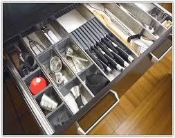kitchen cabinet knife drawer organizers home design ideas