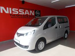 nissan australia second hand used nissan nv200 1 6i visia 7 seater mpv cars for sale in south