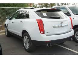 used cadillac suv for sale used 2016 cadillac srx luxury collection for sale near atlanta
