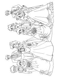 coloring sailormoon coloring pages 68