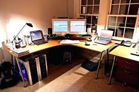 Office Desk Set Up Office Setup Ideas Pictures Endearing Office Desk Setup Ideas Top