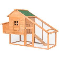 infinite cedar the ultimate backyard chicken coop with chicken run