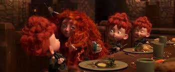 movie disney pixar curly hero