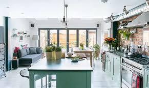 kitchen island extensions york loft style kitchen extension homes