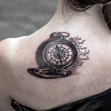 discover the 17 small compass tattoos and their meanings tattoos win