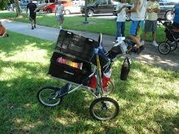 disc golf push cart disc golf addiction