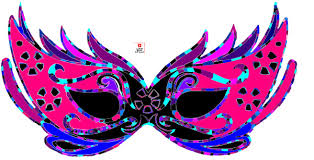 mardi mask mardi gras on mardi masks new orleans and clipart 3