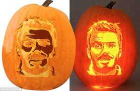 clever pumpkin it s hello ween how with clever carving and a candle these