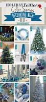best 25 blue christmas decor ideas on pinterest christmas tree