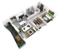 2 bedroom 1 bath floor plans 25 more 2 bedroom 3d floor plans
