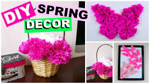 diy spring room decor ideas 2017 easy decorations for spring