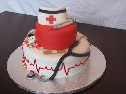 nurse grad cake cakecentral com