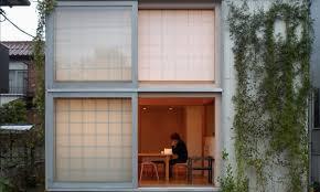 Creative Modern Japanese Architecture U3 House Freshome Small