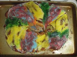 king cake where to buy let s party and make a king cake fleur de licious