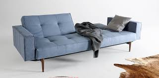 light blue sofa bed mixed dance light blue 525 fabrics istyle innovation living