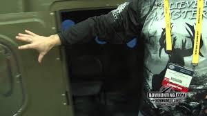 2013 ata show maverick blinds hunting blinds youtube