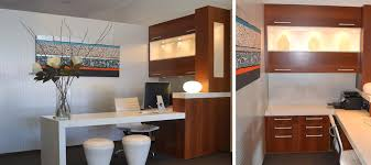 Home Office Fitout  Design Sydney Australia Spaceworks - Office design home