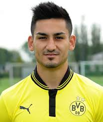 gundogan hair ilkay gundogan