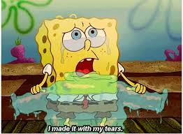 spongebob tear sweater spongebob 133182651 added by boblennon at barnacles