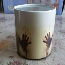 the walking dead color changing mug free shipping worldwide