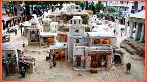 christmas nativity scene torrevieja belen municipal endless