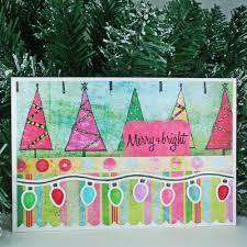 merry and bright lights holiday greeting card favecrafts com