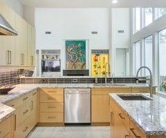 Modern Kids Bookshelf Dallas Modern Kids Bookshelf Kitchen With Cabinetry Professionals