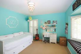 Light Turquoise Paint For Bedroom Turquoise Bedroom Eclectic Bedroom Los Angeles By S