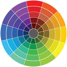 51 best what u0027s your color theory images on pinterest color