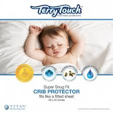 Bed Bug Crib Mattress Cover Titan Mattress Protectors Mattress Protectors Bed Bug Encasements