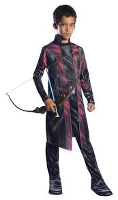 halloween costume kid captain america civil war kids hawkeye costume buycostumes com