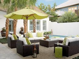 Poolside Table And Chairs Gray Outdoor Chairs With Aluminum Coffee Table Transitional Pool