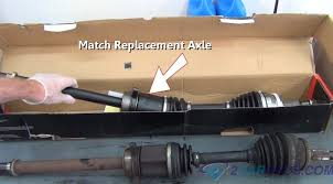 exle cv for first job how to replace a cv axle in under 45 minutes