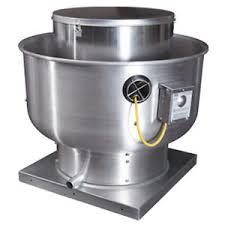 restaurant kitchen exhaust fans restaurant hood upblast exhaust fan 800 cfm 11 75 wheel 21 base ebay